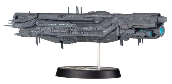 "Halo UNSC Infinity 9"" Minature Replica"