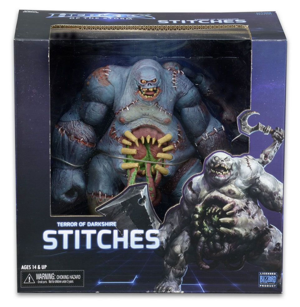 Heroes of the Storm Terror of Darkshire Stiches Action Figure