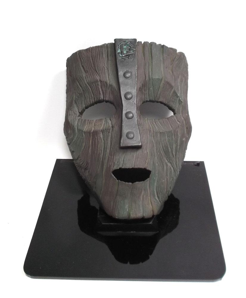 Mask, The 1995 Jim Carrey Loki Mask Prop Replica Icons Mask, The ...