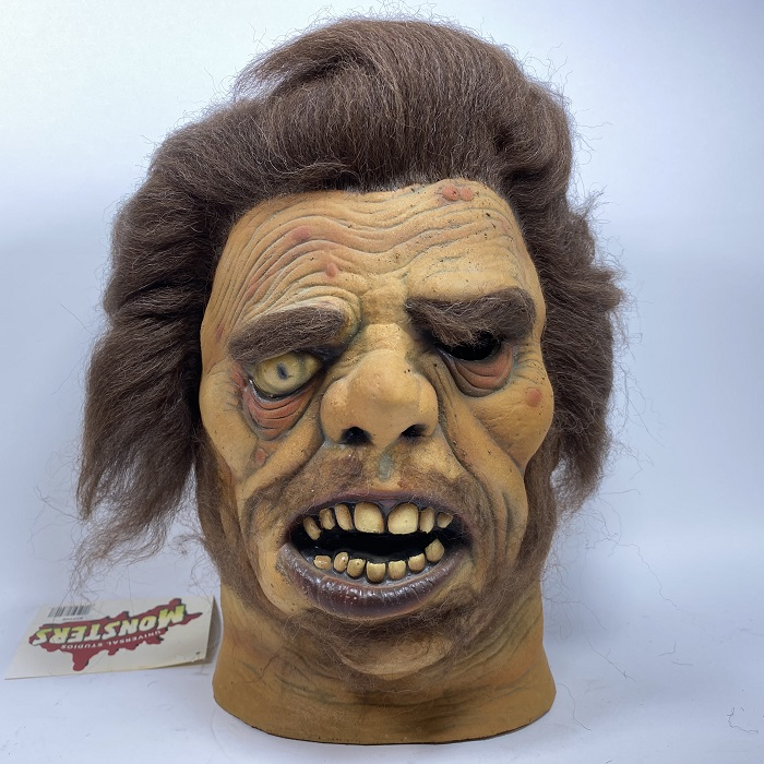 Don Post 1998 Universal Monsters Re-Issue Hunchback Mask