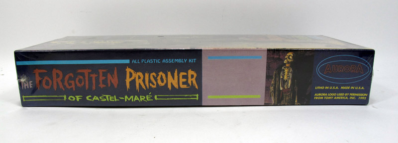Forgotten Prisoner Aurora Re-Issue Model Kit