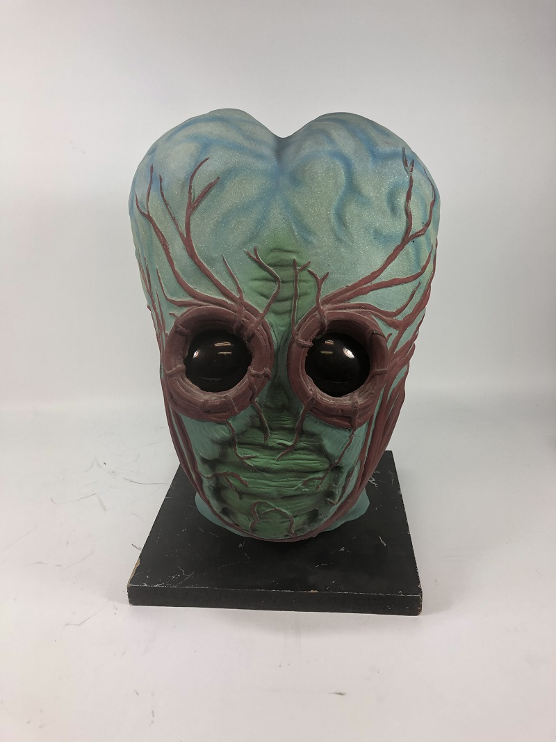 Don Post 1998 Universal Monsters Re-Issue This Island Earth Metaluna Mutant Mask