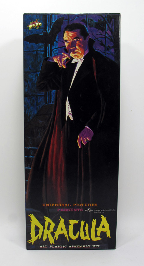 Dracula Aurora Re-Issue Model Kit By Polar Lights