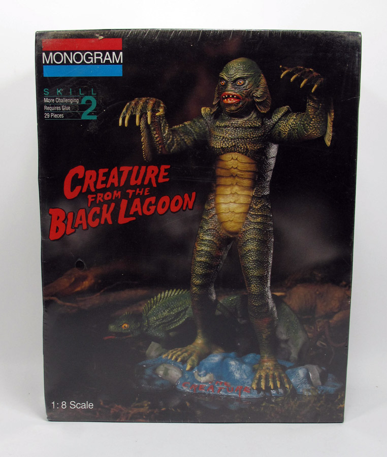 Creature from the Black Lagoon Model Kit by Monogram