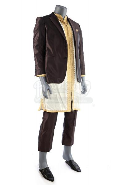 John Wick: Chapter 3 - Parabellum Screen Used Movie Wardrobe Yassin's Morrocco Costume