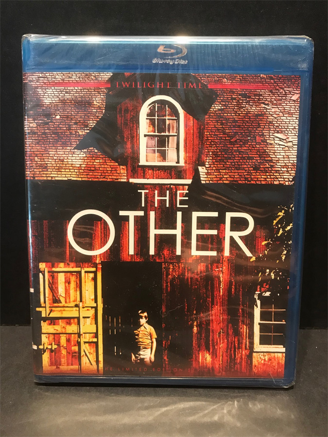 Other, The 1972 Rare Blu-Ray with Isolated Jerry Goldsmith Score