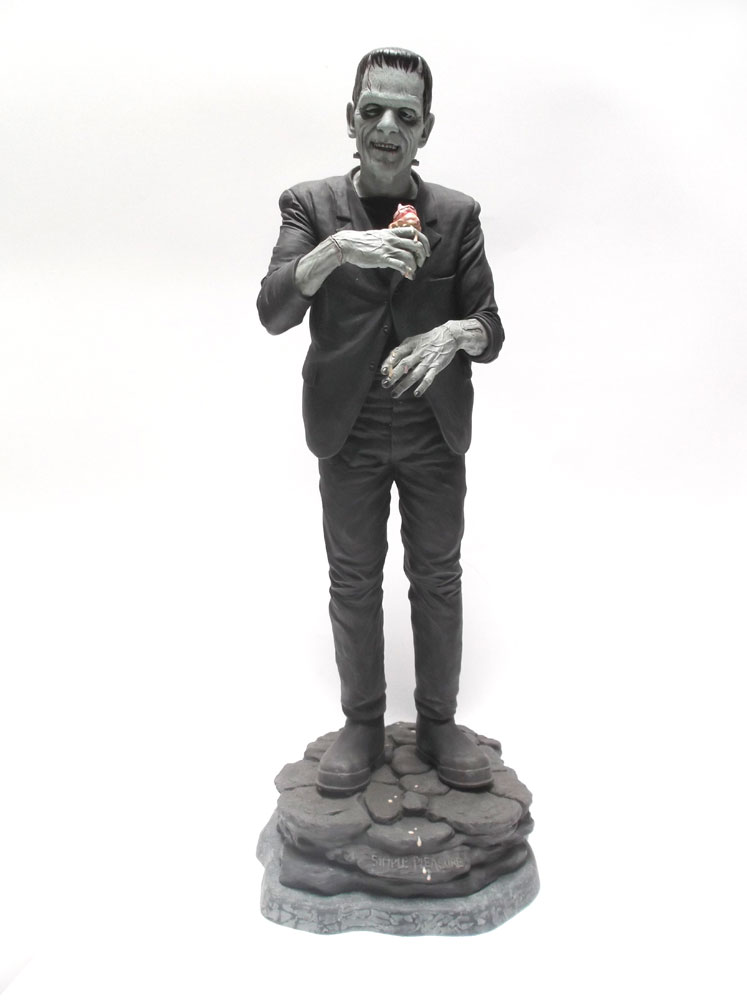 "Frankenstein Simple Pleasure 24"" Statue LIMITED EDITION OF 15"