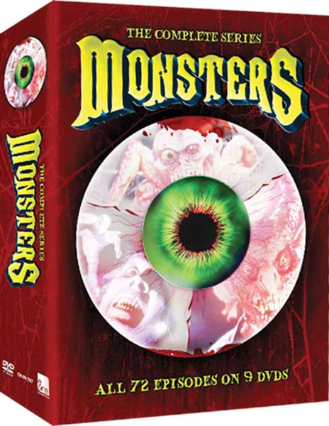 monster serien