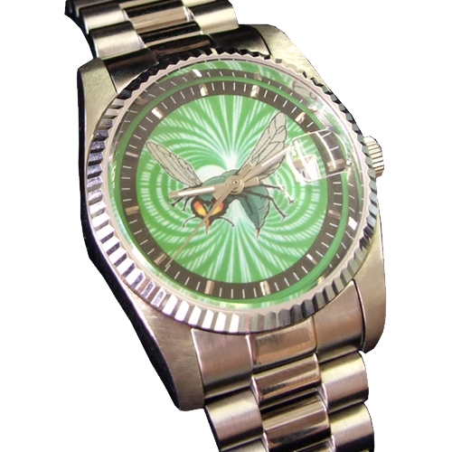 The Green Hornet Collectors Watch