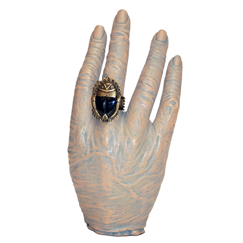 Mummy Ring Boris Karloff Imhotep 1:1 Prop Replica-Collectors Edition