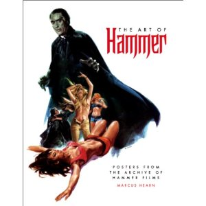 The Art of Hammer Official Poster Collection From the Archive of Hardcover Book