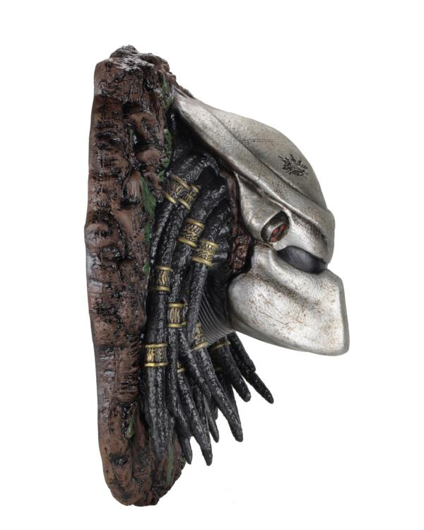 Predator Wall Mounted Bust Foam Replica