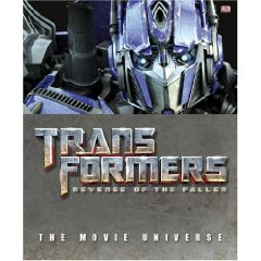 Transformers The Movie Universe Hardcover Book