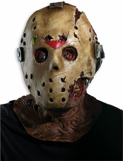 Friday The 13th Jason Voorhees Oversized Collectors Mask