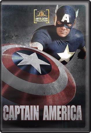 Captain America (Full Screen) DVD-R
