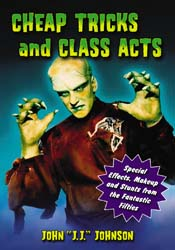 Cheap Tricks and Class Acts Paperback Book