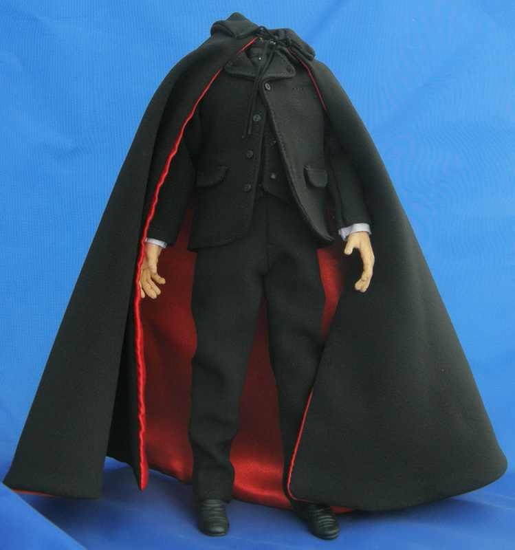 "Dracula Hammer 12.5"" Figure-DELUXE - Click Image to Close"