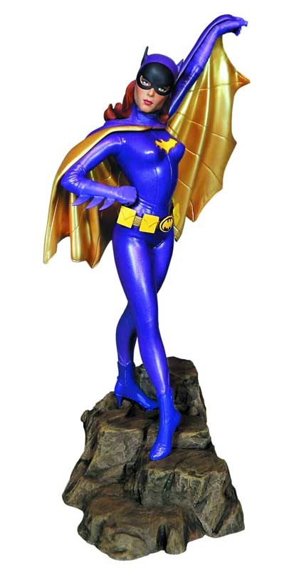 Batman 1966 Batgirl Yvonne Craig 1/5 Scale Model Kit