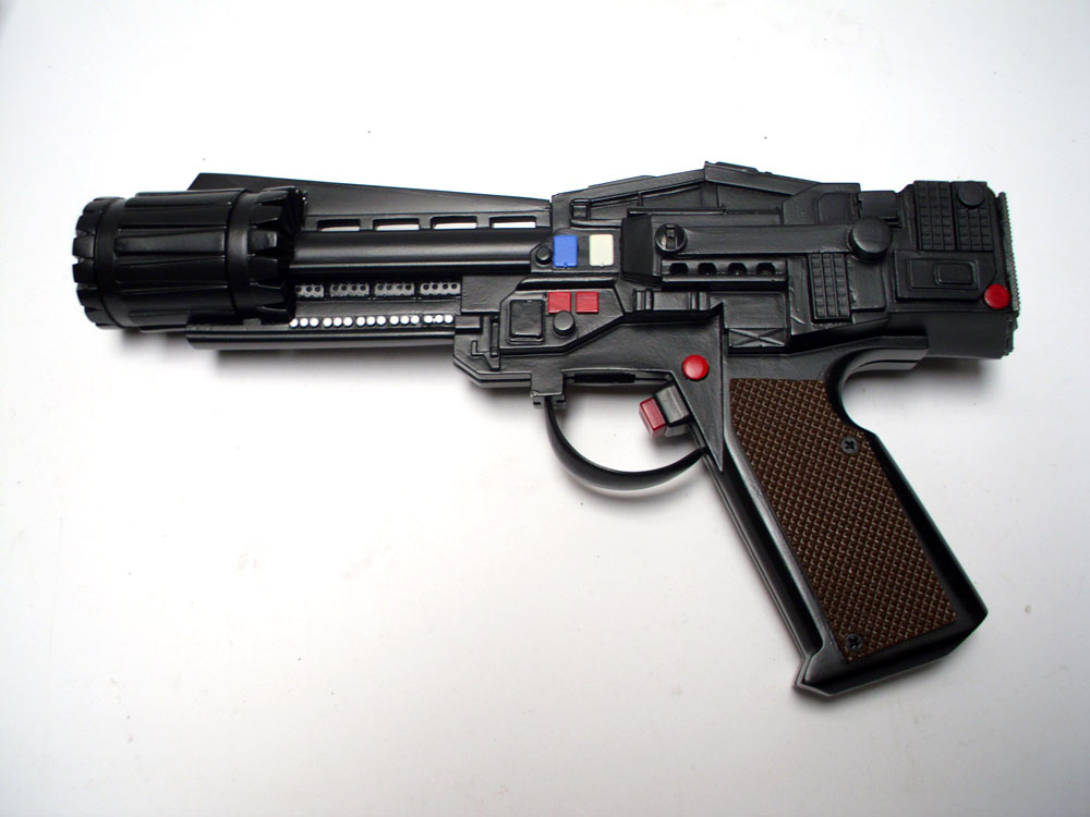 Battlestar Colonial Warrior Blaster Pistol Gun Resin Model Kit