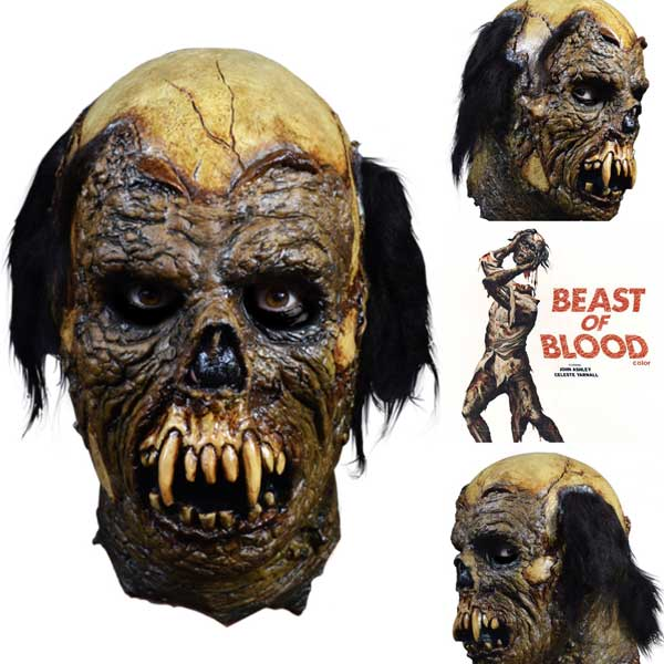 Beast Of Blood Mask