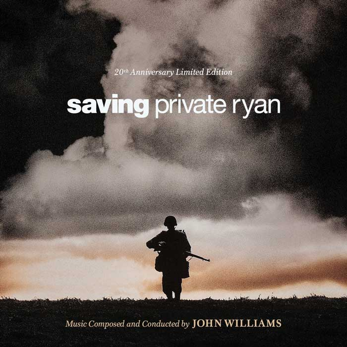 Saving Private Ryan Soundtrack CD 20th Anniversary Limited Edition