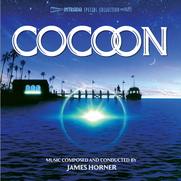 Cocoon Expanded Soundtrack CD-James Horner
