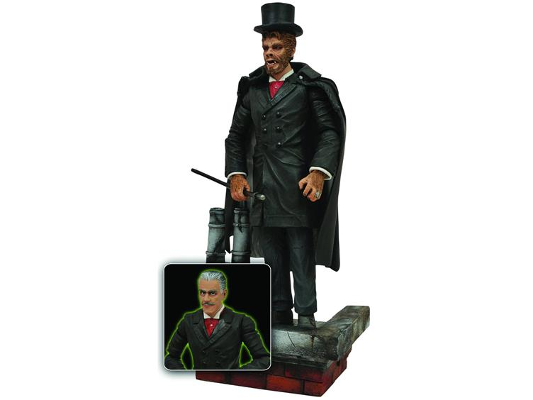 "Abbott & Costello Meet Mr. Hyde 7""Action Figure"
