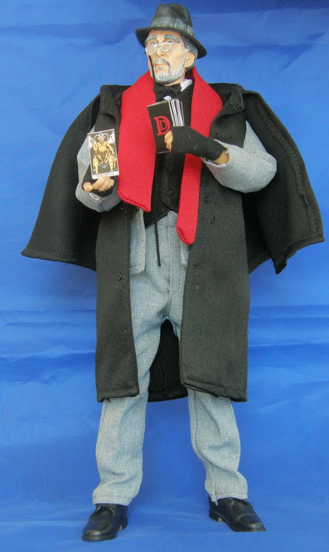 Dr. Terror's House of Horrors Peter Cushing 1/6 Scale Figure