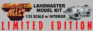 Damnation Alley Landmaster Model
