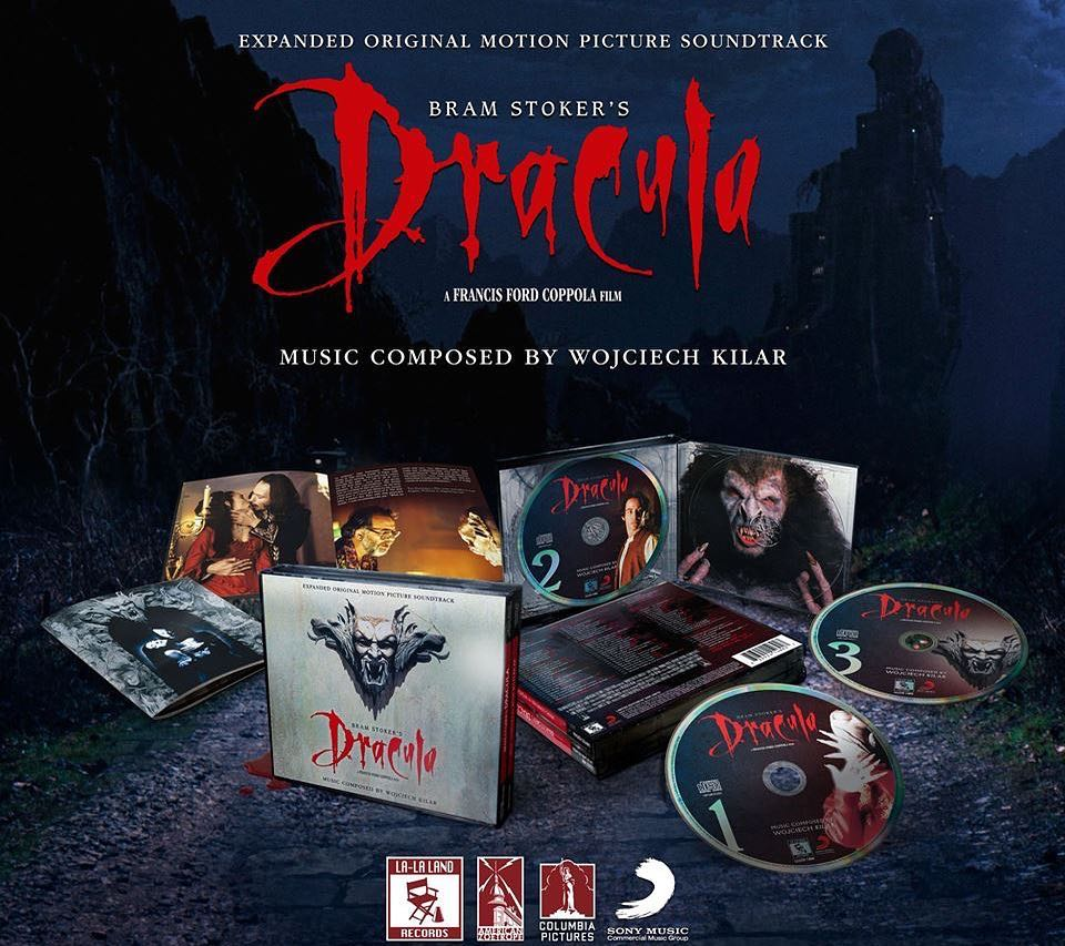 Bram's Stokers Dracula: Limited Edition of 3000 (3-CD-Set)