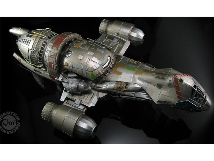 Firefly Serenity Spaceship 1:250 Scale Cutaway Replica