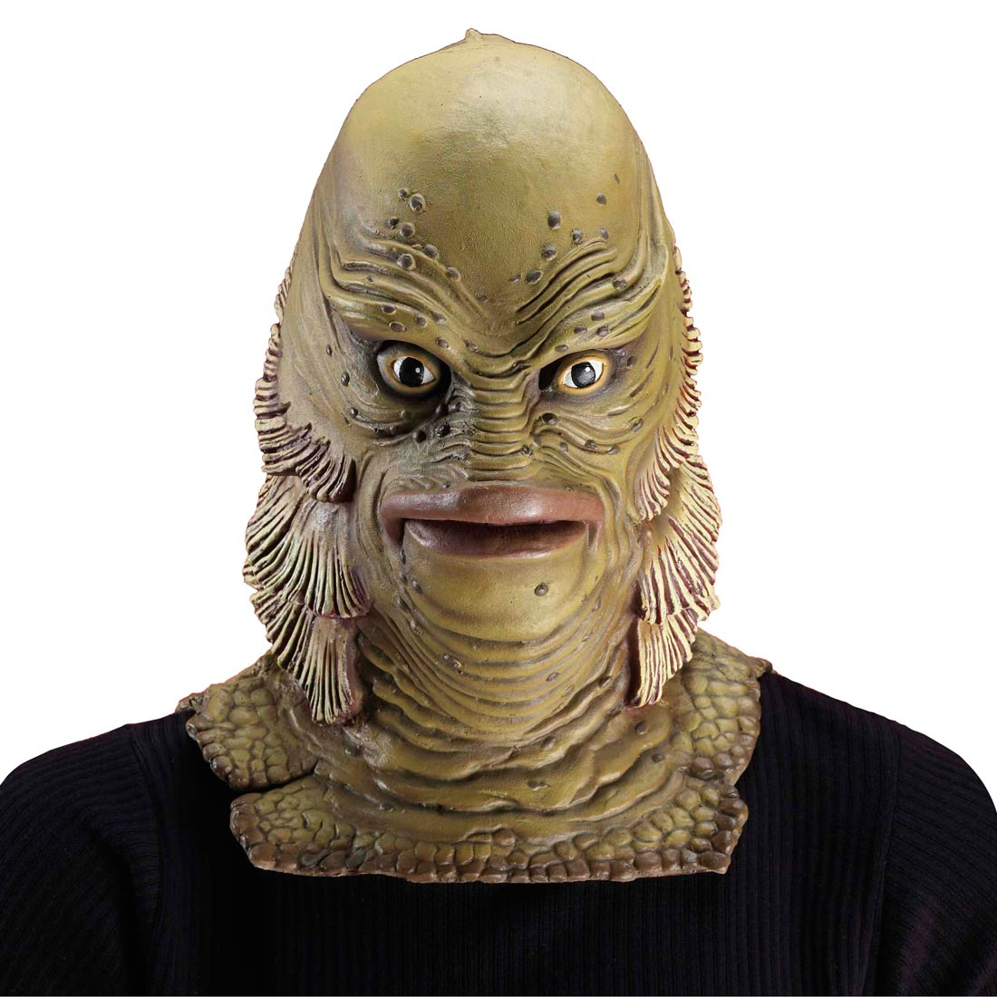 Creature From The Black Lagoon Costume Mask Collectors Edition