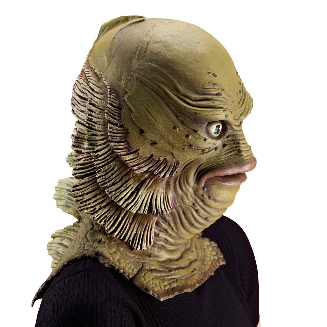 Creature From The Black Lagoon Costume Mask Collectors Edition ...