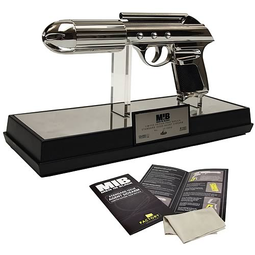 Men in Black J2 Standard Issue Agent Sidearm Prop Replica