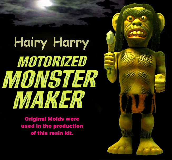 Paul Blaisdell, Monster Maker Book [14BP78] - $19.99 ...