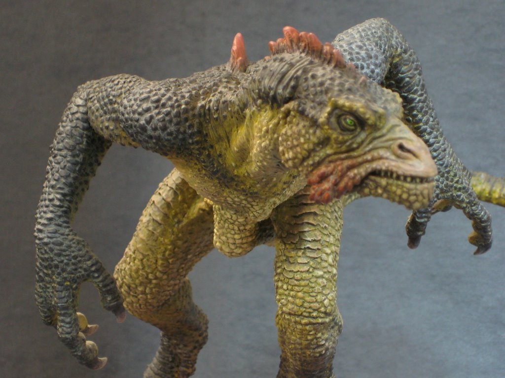 Ymir Model Kit by Tony McVey Menagerie