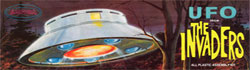 Invaders UFO Banner