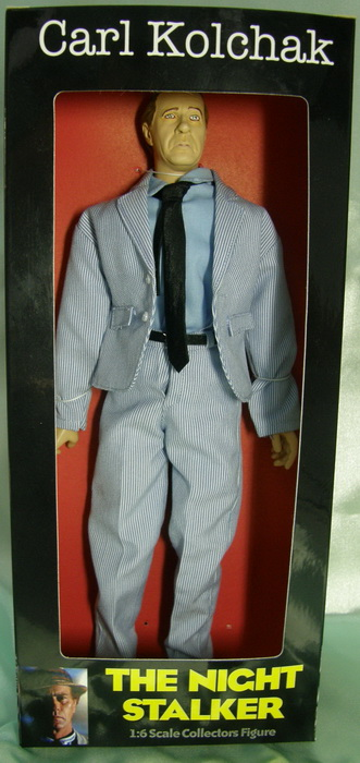 Carl Kolchak Night Stalker Custom Figure