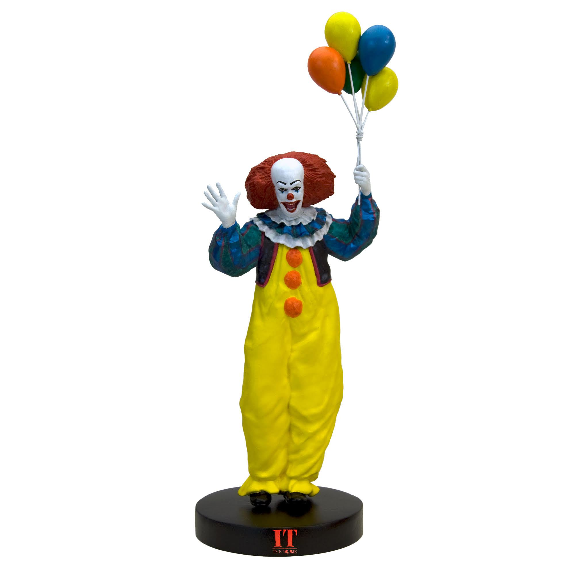 It Pennywise the Clown Premium Motion Statue Stephen King