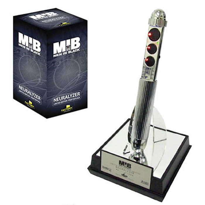 Men In Black II Neuralyzer 1: 1 Scale Prop Replica FREE SHIPPING IN THE U.S.A.