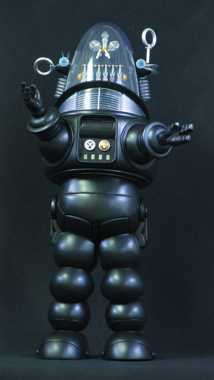 "Forbidden Planet Robby The Robot 12"" Figure by X-Plus"