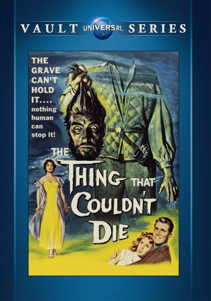 Thing That Couldn't Die, The 1958 DVD Sir Francis Drake