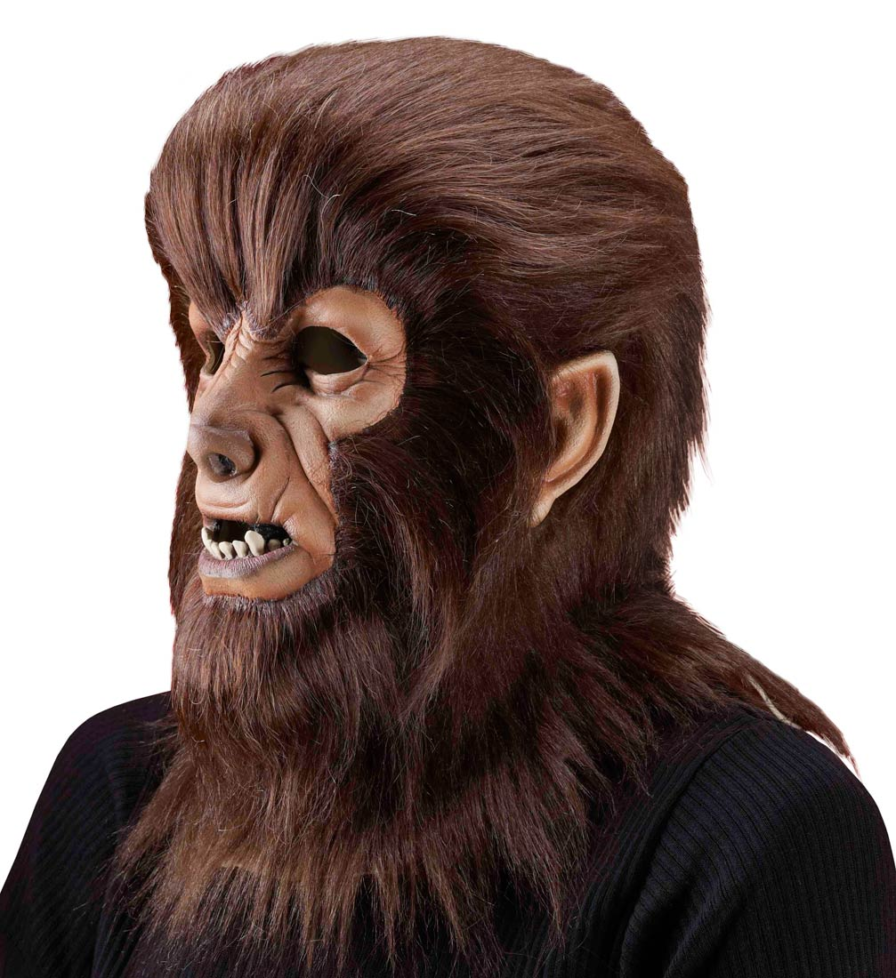 Wolfman Costume Mask Collectors Edition  sc 1 st  Monsters In Motion & Wolfman Costume Mask Collectors Edition Wolfman Costume Mask ...