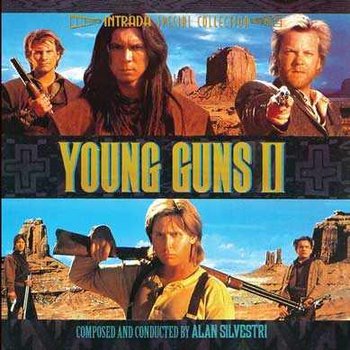 Young Guns 2 Soundtrack CD