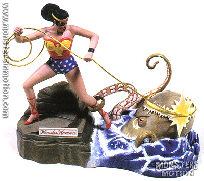 Wonder Woman Aurora Reproduction Kit