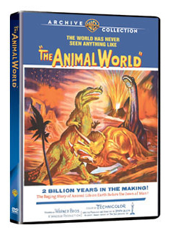 Animal World 1956 DVD