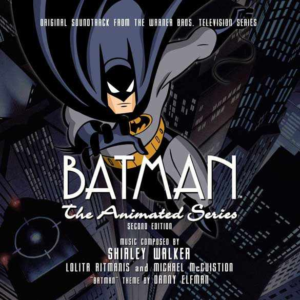 BATMAN THE ANIMATED SERIES VOL 1 (2-CD SET)