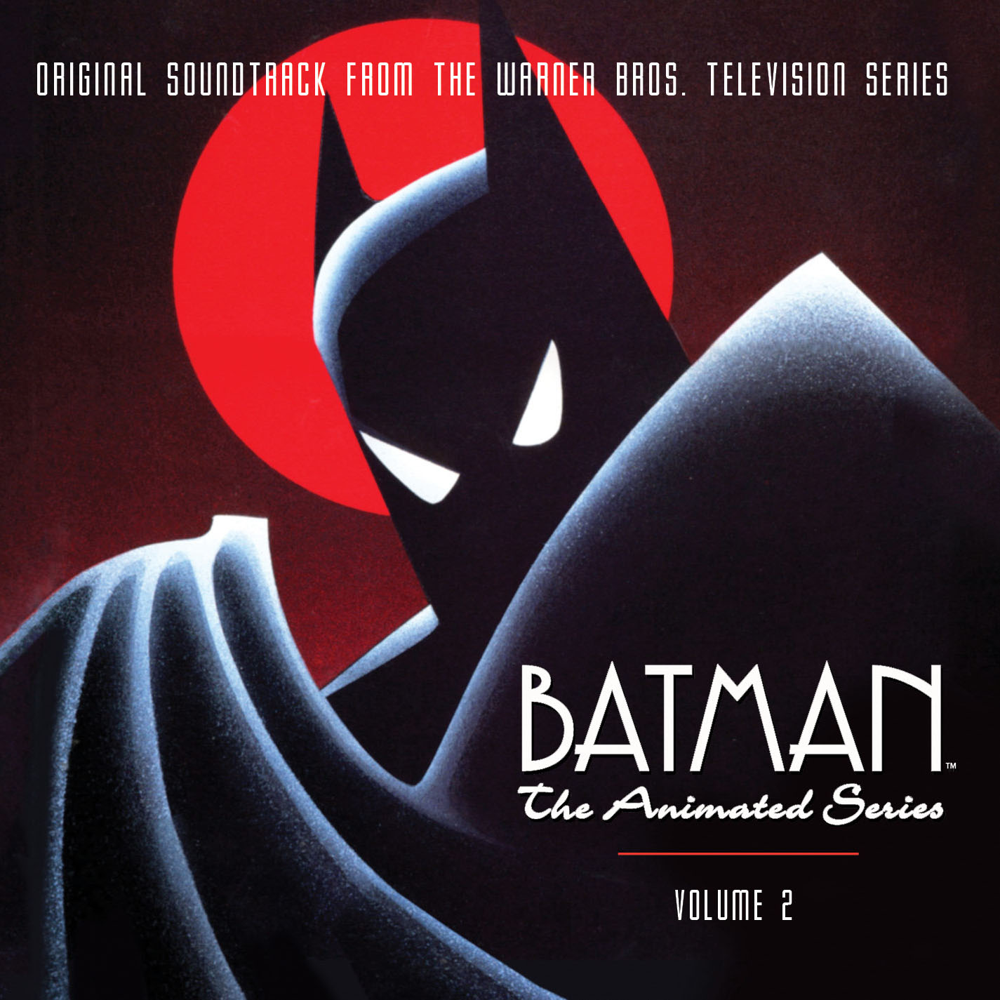 BATMAN THE ANIMATED SERIES VOL. 2 (4-CD SET)