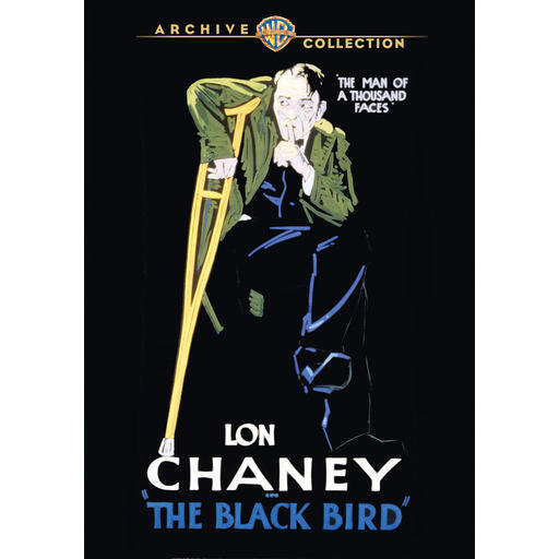Blackbird, The 1926 DVD Lon Chaney