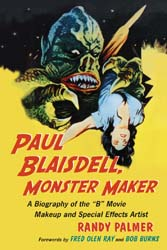 Paul Blaisdell, Monster Maker Book
